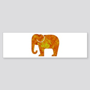 ELEPHANT Bumper Sticker